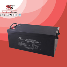 Solar Battery Deep Cycle Battery 12v 240ah AGM Lead Acid Battery