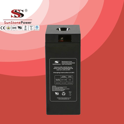 UCG series 2V 350AH Solar GEL battery Deep cycle battery Solar Control system Battery