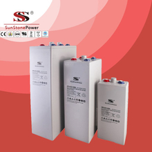 Hot sell Deep cycle battery Solar battery OPzV Tubular Solar battery Opzv Battery