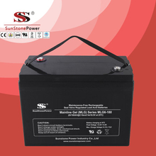 Deep Cycle 6V180AH Gel Lead Acid Solar Battery