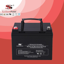 Deep Cycle 12V35AH Gel Lead Acid Solar Battery