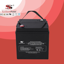 Deep Cycle 6V100AH Gel Lead Acid Solar Battery