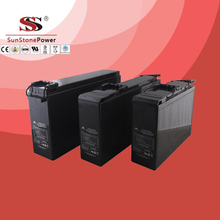 Hot sell VG Series Front access Deep cycle battery rechargeable lead acid battery Telecommunication battery