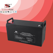 Solar Battery Deep Cycle Battery 12v 120ah AGM Lead Acid Battery