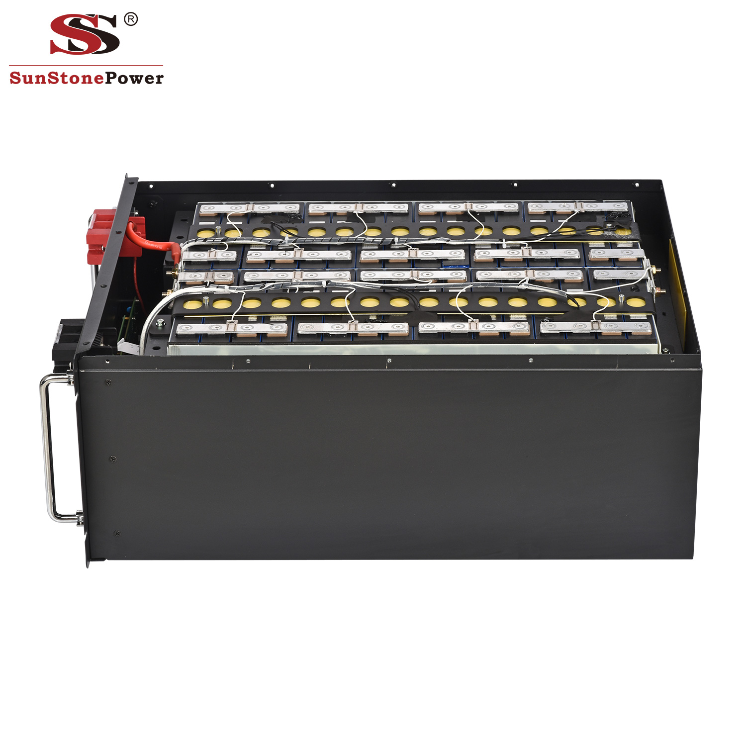 Sunstone Power 48V 200AH Lithium Iron Battery Pack with BMS